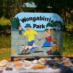Wongabirrie Park Mosaic