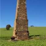 Charlton Mine Chimney