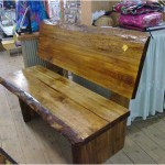 Bench Seat in Craft Shop